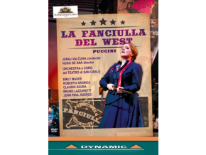 VARIOUS ARTISTS - Giacomo Puccini: La Fanciulla Del West (DVD)