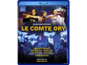 MALMO OPERA / RINGBORG - Gioachino Rossini: Le Comte Ory (Blu-ray)