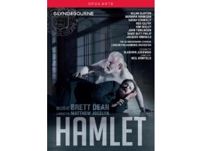 CLAYTON / CONNOLLY / HANNIGAN - Brett Dean: Hamlet (DVD)