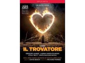 TSYMBALYUK / HAROUTOUNIAN - Giuseppe Verdi: Il Trovatore (DVD)
