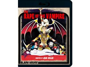 Rape Of The Vampire. The (Blu-ray)