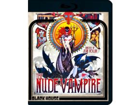 Nude Vampire. The (Blu-ray)