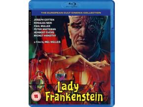 Lady Frankenstein (Blu-ray)