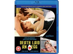 Death Laid an Egg (Blu-ray) (DVD)
