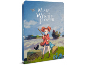Mary & The Witchs Flower (Steelbook) (Blu-ray)