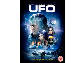 UFO Series 1 & 2 (2018 Re-Packaging) (DVD)