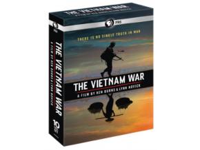 The Vietnam War: A Film by Ken Burns & Lynn Novick (Complete DVD Boxset)
