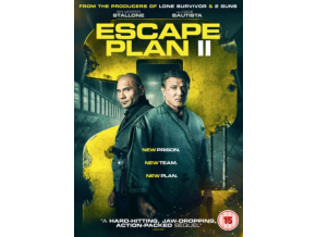 Escape Plan 2 (DVD)