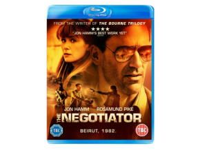 Negotiator [2017] [Region Free] (Blu-ray)