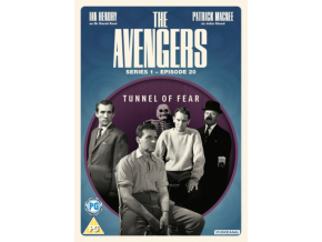 Avengers - Tunnel Of Fear (2Nd Ed) (DVD)