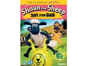 Shaun The Sheep - Shape Up With Shaun (DVD)