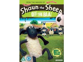 Shaun The Sheep - Off The Baa! (DVD)