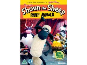 Shaun The Sheep - Party Animals (DVD)