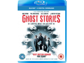 Ghost Stories (Blu-ray)