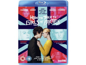 How To Talk To Girls At Parties (Blu-ray)