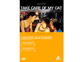 Take Care Of My Cat (DVD)