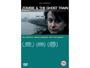 Zombie And The Ghost Train (DVD)