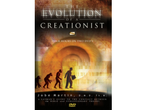 The Evolution Of A Creationist (DVD)