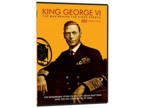 King George Vi - The Man Behind The Kings Speech. (DVD)