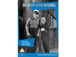 Mr MotoS Last Warning (DVD)