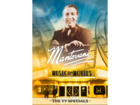 MantovaniS Music From The Movies - The Mantovani Tv Specials (DVD)