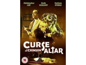 Curse Of The Crimson Altar  (Digitally Remastered) (DVD)