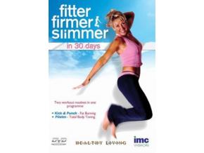 Fitter Firmer Slimmer in 30 Days (DVD)