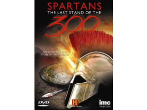 The Last Stand of the 300 - History Channel (DVD)