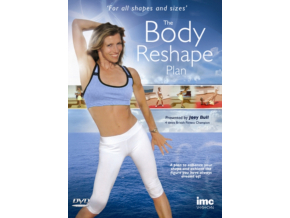 The Body Re-Shape Plan - For All Shapes & Sizes - Fit for Life Series (DVD)