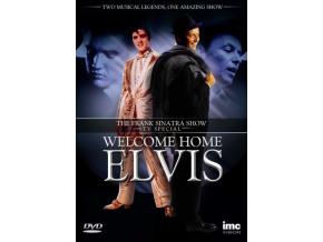 Elvis - Sinatra Welcome Home TV Special (DVD)