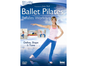 Ballet Pilates Workout - Ballates Workout - Fit for Life Series (DVD)