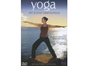 Yoga Pre & Post Natal Workout (DVD)