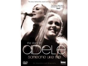 Adele - Someone Like Me (DVD)