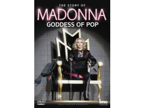 Madonna - Goddess of Pop - Story of (DVD)