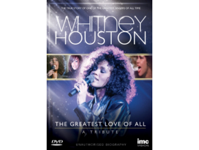 Whitney Houston - The Greatest Love of All - A Tribute (DVD)