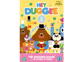 Hey Duggee - The Wedding Badge & Other Stories (DVD)