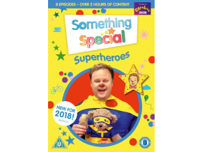 Something Special - Superheroes (DVD)