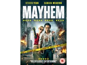 Mayhem (DVD)