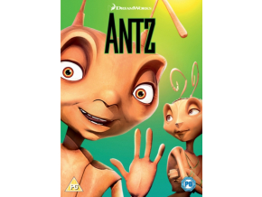 ANTZ - 2018 ARTWORK REFRESH (DVD)