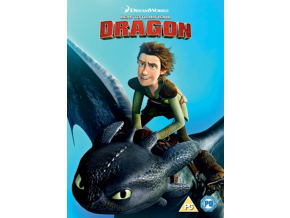 HOW TO TRAIN YOUR DRAGON - 2018 ARTWORK (DVD)
