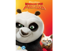 KUNG FU PANDA - 2018 ARTWORK REFRESH (DVD)