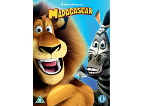 MADAGASCAR - 2018 ARTWORK REFRESH (DVD)