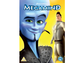 MEGAMIND - 2018 ARTWORK REFRESH (DVD)