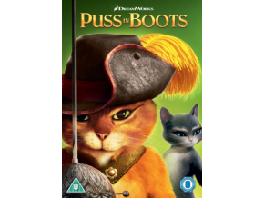 PUSS IN BOOTS - 2018 ARTWORK REFRESH (DVD)