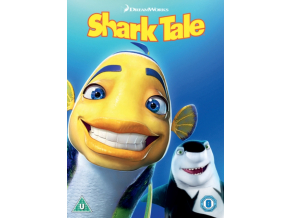 SHARK TALE - 2018 ARTWORK REFRESH (DVD)