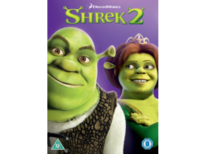 SHREK 2 - 2018 ARTWORK REFRESH (DVD)