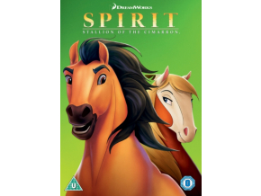 SPIRIT: STALLION OF THE CIMARRON - 2018 (DVD)