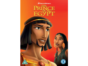 THE PRINCE OF EGYPT - 2018 ARTWORK REFRESH (DVD)
