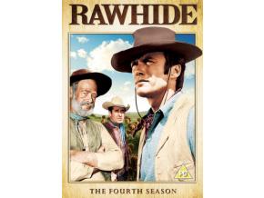 Rawhide Season 4 (DVD)