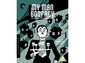 My Man Godfrey (1936) (Criterion Collection) (Blu-ray)